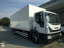Iveco Eurocargo ML 140 E 28 P truck used plywood box