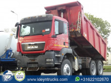 MAN TGS 40.430 truck used tipper