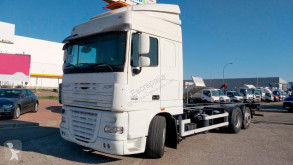 DAF container truck XF105 460