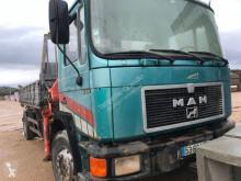 Camião MAN 18.232 basculante para obras usado