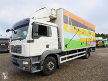Carrier MAN TGM 18.280 Supra 750 Euro 4 truck used refrigerated