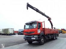 Renault Kerax 370 truck used flatbed