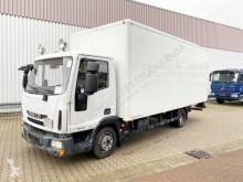 Camión furgón EuroCargo ML75E18 4x2 EuroCargo ML75E18 4x2 Werkstattkoffer mit LBW