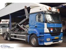 Camion polybenne Mercedes Axor 2536