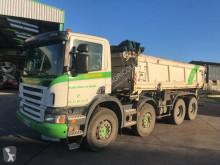 Camión volquete bilateral Scania P 113P380