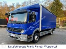 Camión Mercedes 1329 Atego 2,6Zylinder,346TKM,SP11/21 lona corredera (tautliner) usado