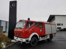 Camion Mercedes 1019 AF 4x4 Allrad TLF 16/25 Feuerwehrfahrzeug fourgon occasion