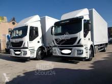 Camion fourgon Iveco Stralis Iveco - STRALIS FURGONE MT 7.30 PEDANA EURO 6 ANNO 2015 - Furgonato