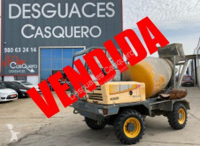 Dieci N 2400 truck used concrete mixer