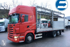 Scania R 470 LB ANALOG truck used tarp