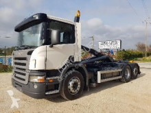 Scania P 340 truck used hook lift