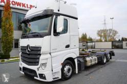 Camion Mercedes Actros 2545 BDF occasion