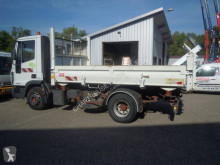 Iveco Eurocargo 100 E 17 K tector truck used three-way side tipper