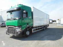 Renault Gamme T 380 P6X2 E6 truck used plywood box