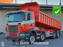 Scania R 440 truck used tipper