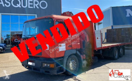 Camion MAN 26.414 porte voitures occasion