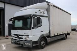 Mercedes box truck Atego 822