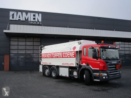 Camion Scania P 380 citerne occasion