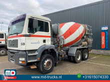 MAN TGA 26.310 truck used concrete mixer