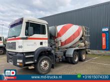 Camión hormigón cuba / Mezclador MAN TGA 26.310