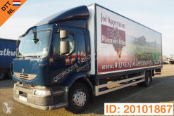 Camion Renault Midlum 270 fourgon occasion