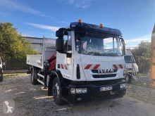Iveco two-way side tipper truck Eurocargo 120 E 22 K tector