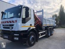 Kamion dvojitá korba Iveco Eurotrakker 260E36