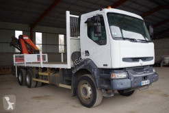 Camion plateau standard Renault Kerax 320 DCI