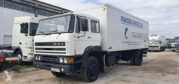 DAF 1900 truck used multi temperature refrigerated