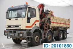 Camion benă bilaterala Iveco Eurotrakker 380