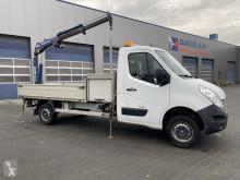 Camião Renault Master estrado / caixa aberta usado