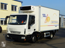 Iveco ML80E18 *Euro 5*Carrier Xarios 600Mt*Klima*LBW* truck used refrigerated