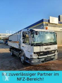 Camion benă Mercedes Atego 818 Meiller 3-Seiten Kipper EURO 5