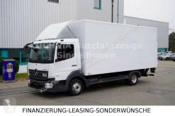 Camion Mercedes Atego ATEGO 818L Koffer LBW AHK Klima Luftgef. 3-Sitze fourgon occasion
