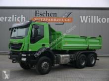 Camión volquete Iveco AD260T41W 6x6 Meiller 3SKipper Bordmatik Manuell