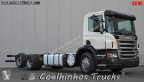 Scania chassis truck P 420