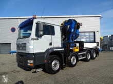 MAN TGA 35.480 truck used flatbed