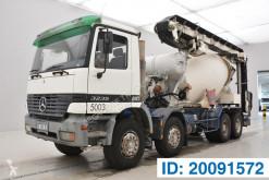 Camião Mercedes Actros 3235 betão betoneira / Misturador usado