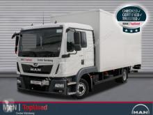 Camion MAN TGL 8.190 4X2 BL AHK, Zusatzheizung, Klimaautom. furgone usato