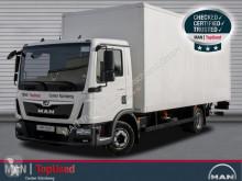 Camião MAN TGL 8.190 4X2 BL AHK, Klimaautom. furgão usado