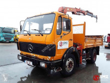 Camion Mercedes 1213 benne occasion