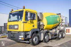 MAN betonkeverő beton teherautó TGA 35.390