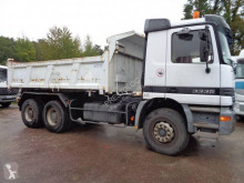 Camion Mercedes Actros 3335 benă bilaterala second-hand