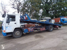 Volvo FL7 truck used heavy equipment transport