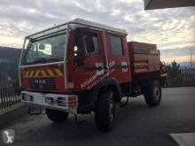 Camião MAN LE 220 C veículo de bombeiros combate a incêndio usado