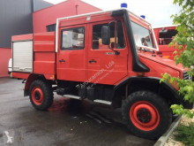 Camión bomberos camión cisterna incendios forestales Mercedes