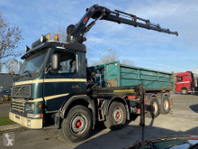 Volvo FM12 truck used three-way side tipper