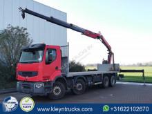 Kamion plošina Renault Premium Lander