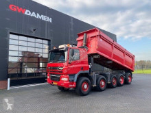 Camion Ginaf X 5450 S 10X8 benne occasion