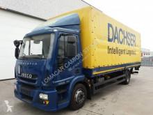 Camião Iveco Eurocargo ML 120 E 22 caixa aberta com lona usado